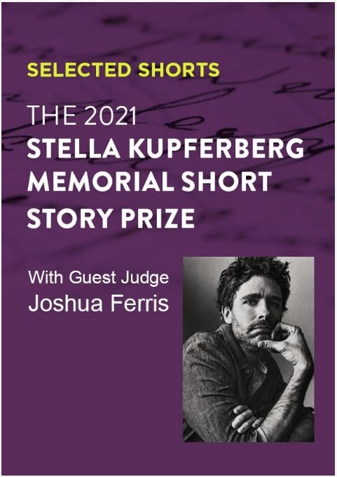 stella-kupferberg-memorial-short-story-prize-2021