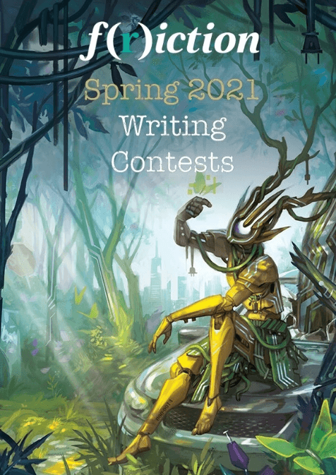 Friction's Spring 2021 Writing Contests
