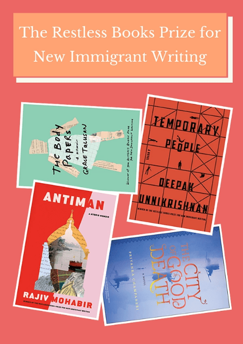 restless-books-prize-for-new-immigrant-writing-2021
