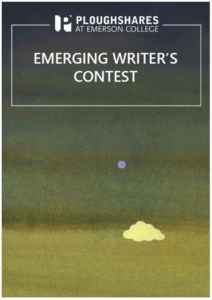 ploughshares-emerging-writers-contest-2021