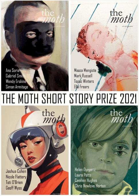 The Moth International Short Story Prize 2021
