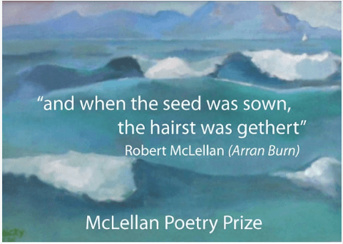 McLellan Poetry Competition 2021