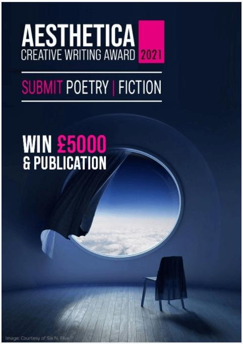 Aesthetica-Creative-Writing-Award-2021-image
