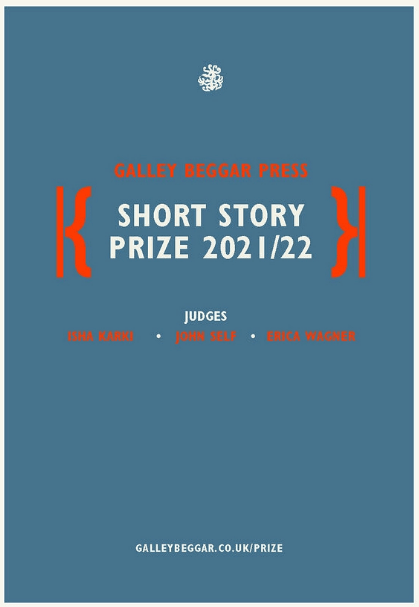 The Galley Beggar Press Short Story Prize 2021/22