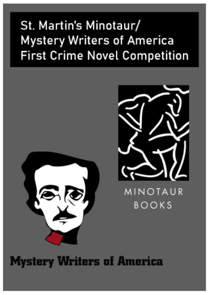 St. Martin's Minotaur/ Mystery Writers of America First Crime Novel Competition